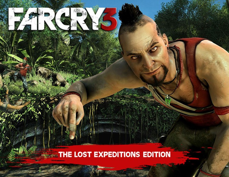 Far Cry 3 The Lost Expedition (uplay key) -- RU