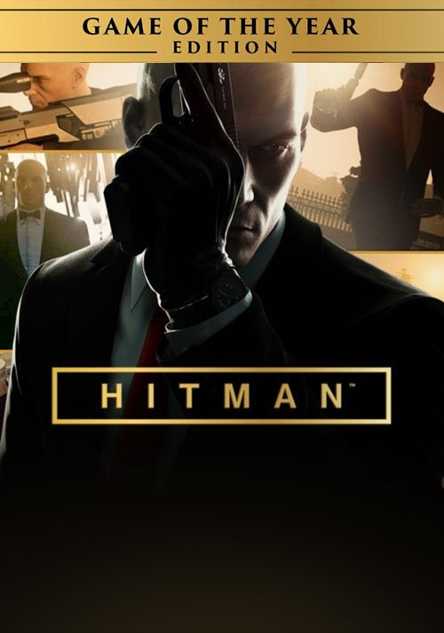 Hitman Game of the Year Edition (Steam Ключ) ПОДАРОК