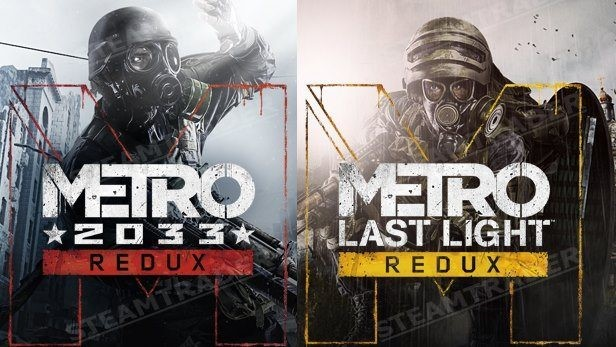 Metro Redux Bundle ?(Metro 2033 Last Light) STEAM