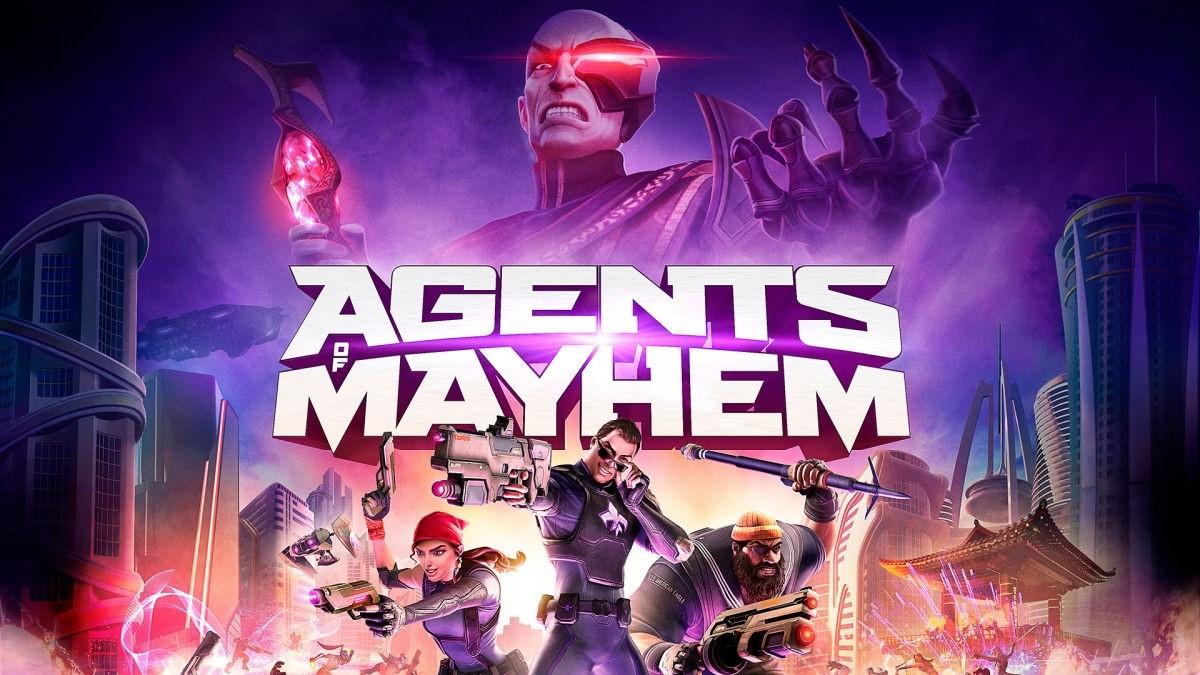 Agents of Mayhem   3 DLC (Steam) RU/CIS