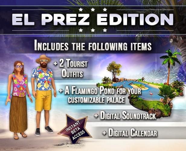 Tropico 6 El Prez Edition (Steam Gift Россия)