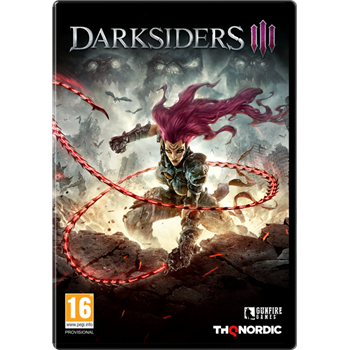 Купить Darksiders III 3 Standard /Delux (Steam Россия)