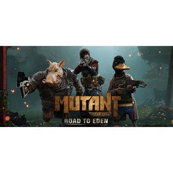 Купить Mutant Year Zero: Road to Eden (RU/UA/KZ/СНГ)