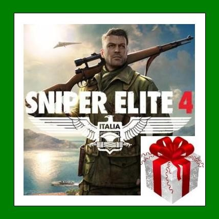Sniper Elite 4 - Steam Key - RU-CIS-UA   АКЦИЯ