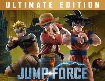 Jump Force: Ultimate Edition (Steam KEY)   ПОДАРОК
