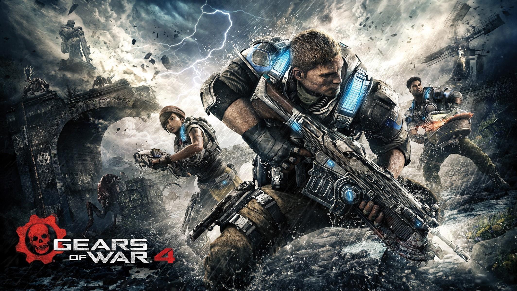 Gears of War 4 XBOX ONE   Windows 10 ? ЛИЦЕНЗИЯ