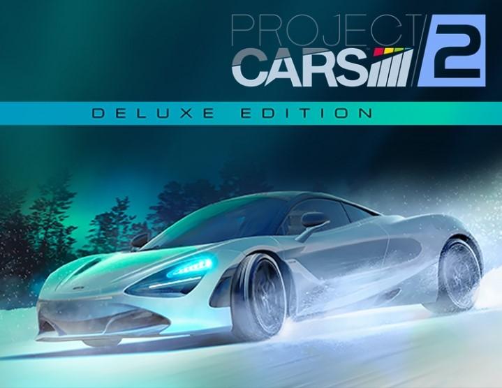 Project CARS 2 Deluxe Edition STEAM-ключ ПОДАРОК RU СНГ
