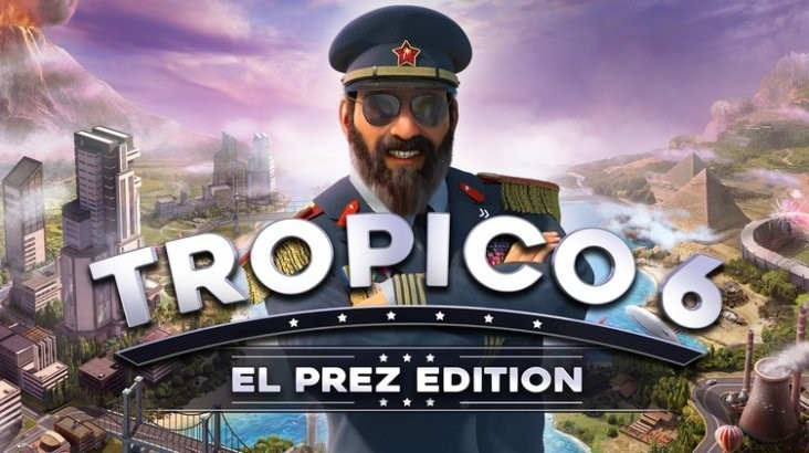 Tropico 6 El Prez - Официальный Ключ Steam Распродажа