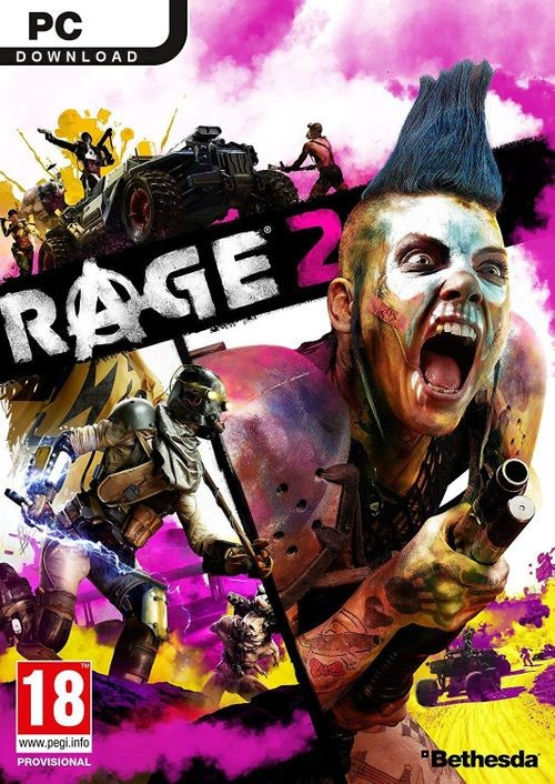 Rage 2 Standard Edition (Steam Gift Россия)