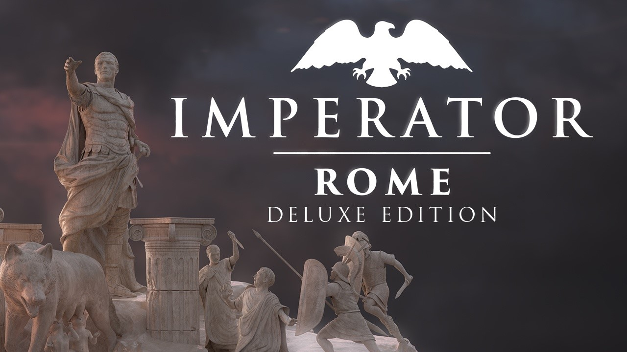 IMPERATOR: ROME DELUXE EDITION  (STEAM KEY)RU CIS