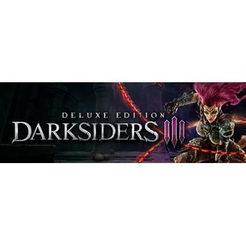 Купить Darksiders 3 III Deluxe Edition+ПОДАРОК (RU+СНГ)