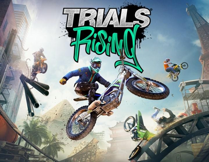 Trials Rising (Uplay key) -- RU