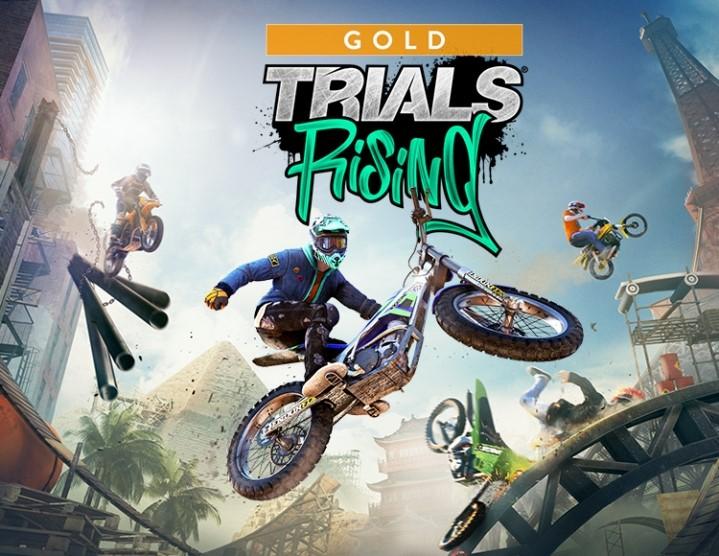 Trials Rising Gold Edition (Uplay key) -- RU
