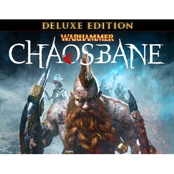 Купить Warhammer: Chaosbane Deluxe Edition / Steam  Ключ