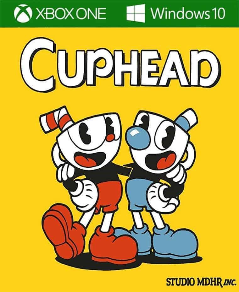 Cuphead Xbox One/win10 цифровой ключ