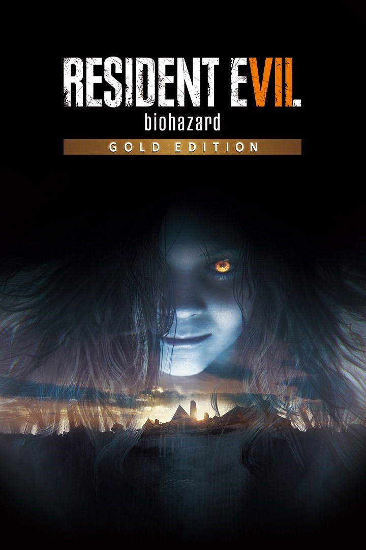 RESIDENT EVIL 7 biohazard Gold Edition Xbox one|Win10