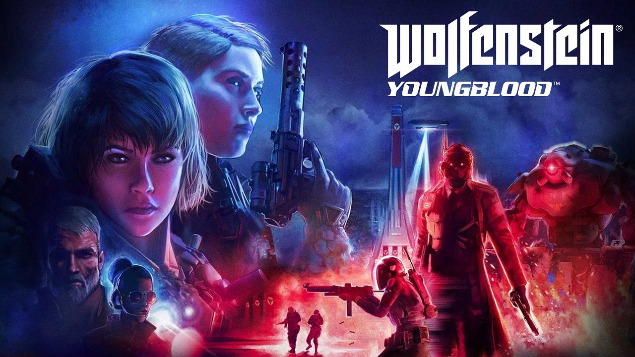 WOLFENSTEIN: YOUNGBLOOD (Bethesda.net cd-key RU) бонусы