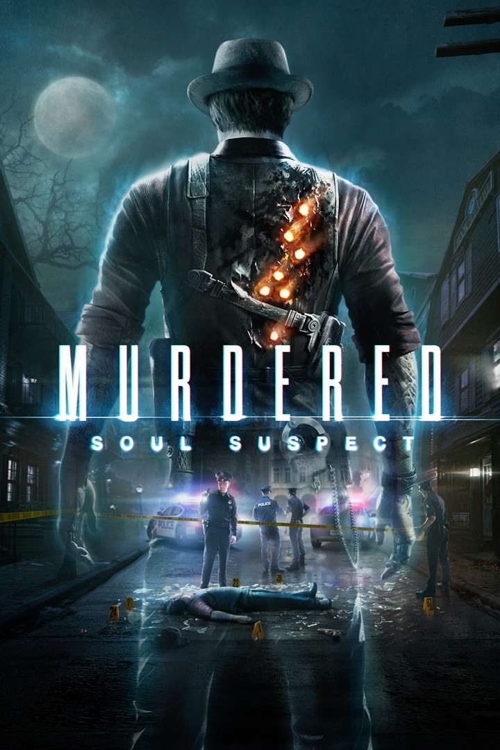 ?Murdered: Soul Suspect Xbox one