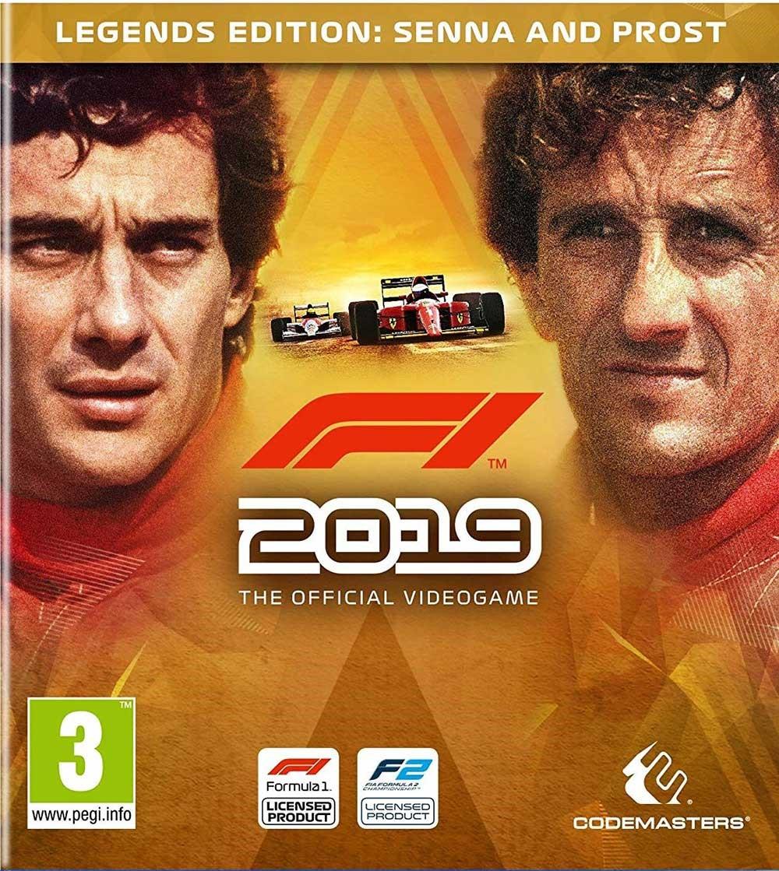 F1 2019 LEGENDS EDITION ?? | РУ/СНГ/УКР | MULTI  ??GIFT