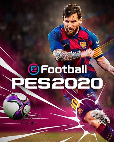 eFootball PES 2020 Официальный Ключ Steam   Бонус