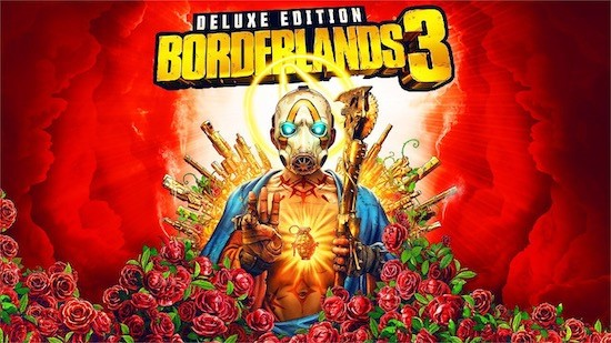 BORDERLANDS 3 DELUXE EDITION (Steam key RU)