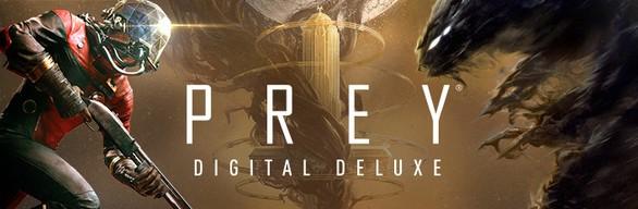 Prey Digital Deluxe (Steam Gift Россия)