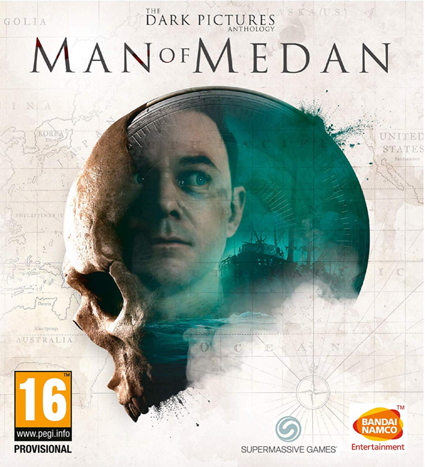 The Dark Pictures: Man of Medan (STEAM) ?ЛИЦЕНЗИЯ