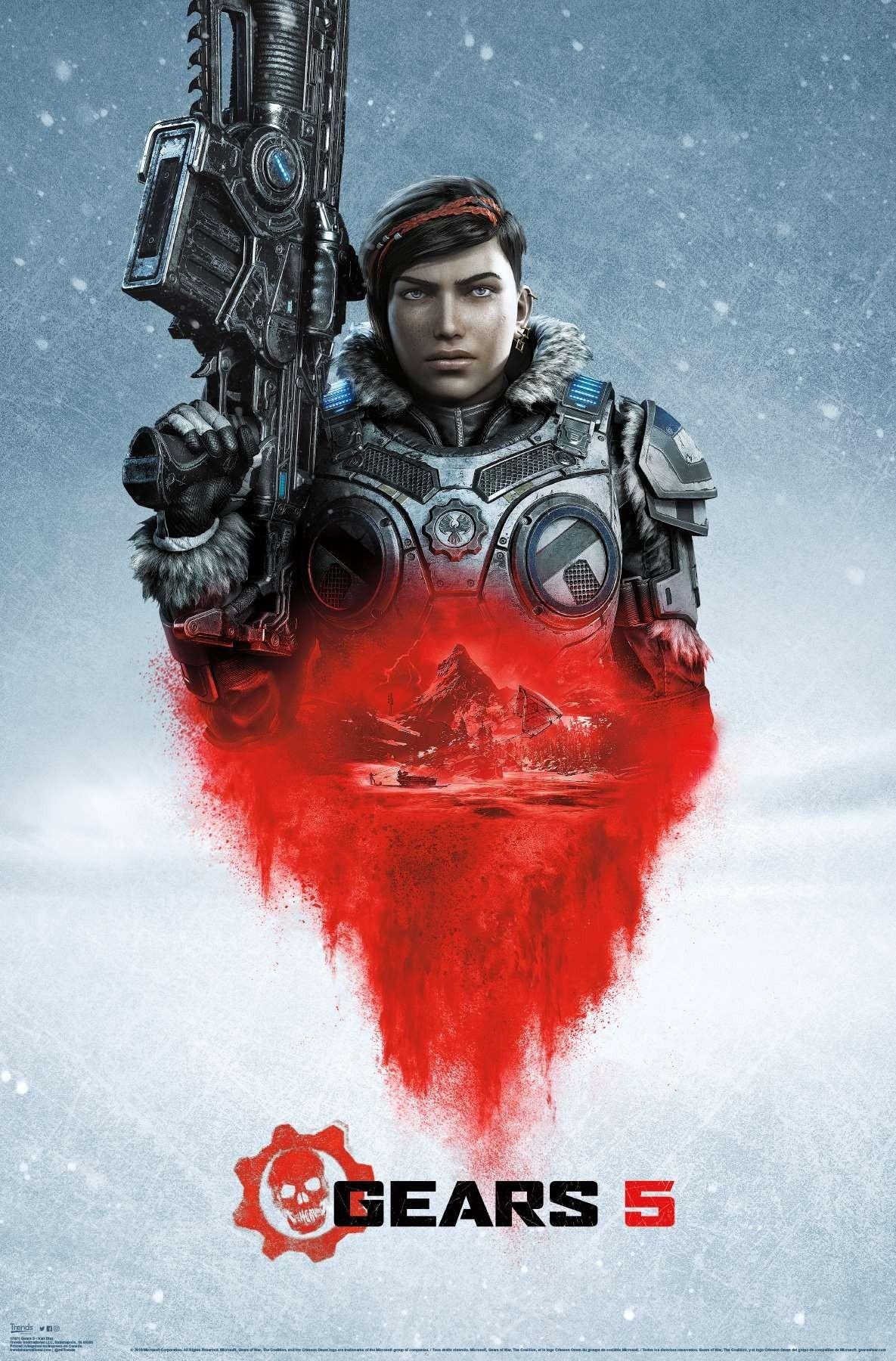 Gears 5 (Steam Gift Россия)