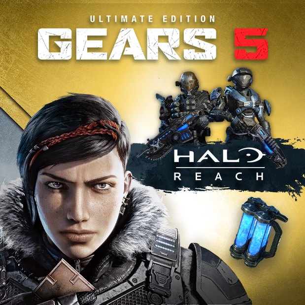 Gears 5 Ultimate Edition (Steam Gift Россия) ??