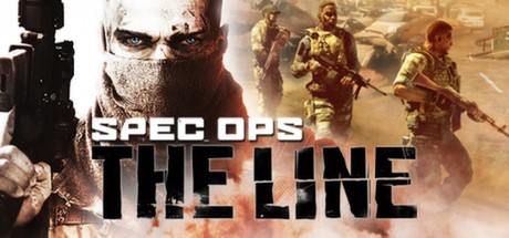 Spec Ops The Line Steam Ключ Region Free