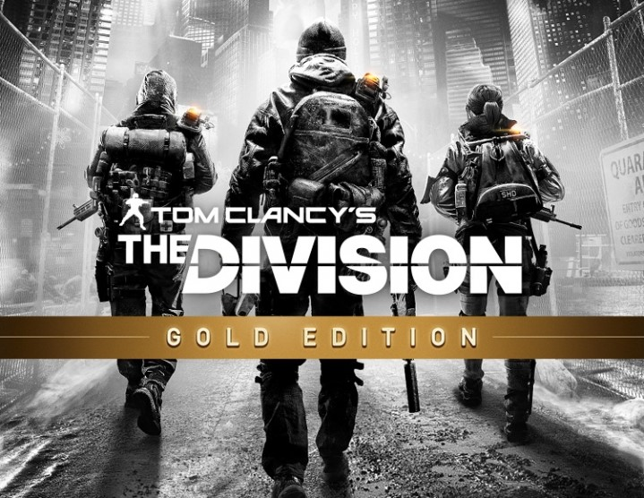 Tom Clancy's The Division Gold Edition (Steam Gift RU)