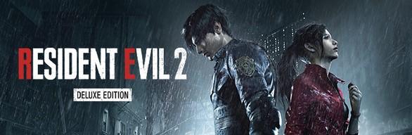 RESIDENT EVIL 2 BIOHAZARD RE:2 Deluxe Edition Steam RU
