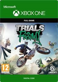 ?Trials Rising Xbox one