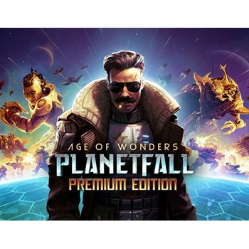 Купить Age of Wonders Planetfall  Premium Edition steam -- RU