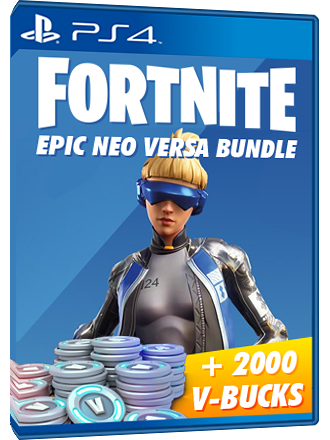 [FORTNITE] - Neo Versa   2000 V-Bucks PSN PS4