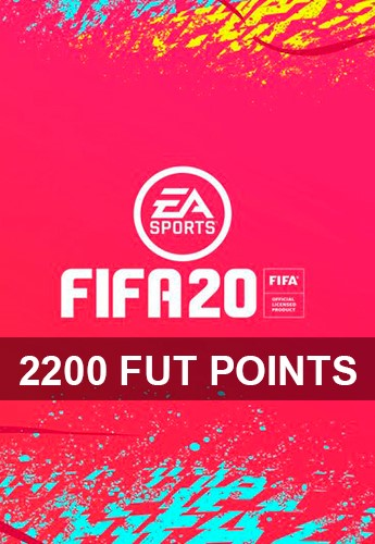 FIFA 20 - 2200 FUT POINTS| GLOBAL/MULTI. ??PC ??ПОДАРОК