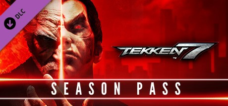 TEKKEN 7 - Season Pass (DLC) STEAM KEY / RU/CIS