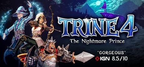 Trine 4: The Nightmare Prince (Steam Key/RU/CIS)