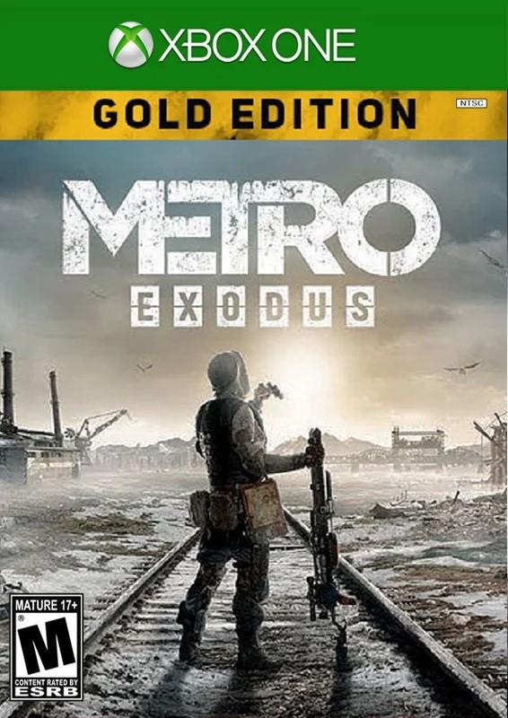 ? Metro Exodus Gold Edition XBOX ONE Ключ / Цифровой
