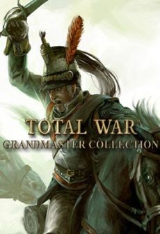 TOTAL WAR GRAND MASTER COLLECTION / STEAM GIFT RU-CIS