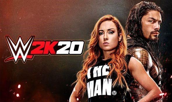 WWE 2K20 ?(Steam Ключ) ПОДАРОК