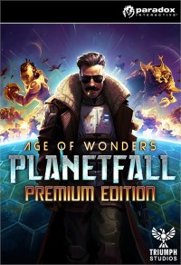 Age of Wonders: Planetfall: Premium Ed. Steam -- RU