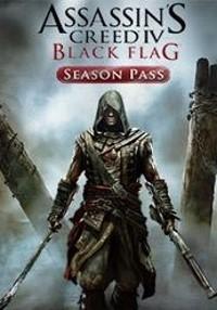 Assassin's Creed IV Black Flag Season Pass Uplay -- RU