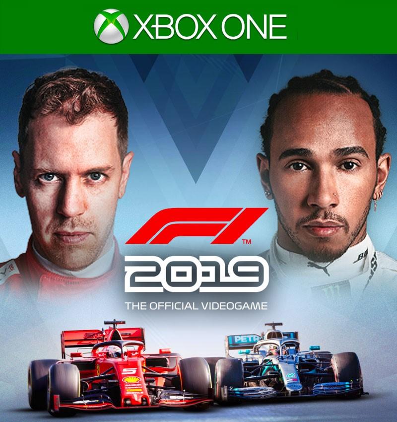? F1 2019 ?? XBOX ONE Ключ / Цифровой код