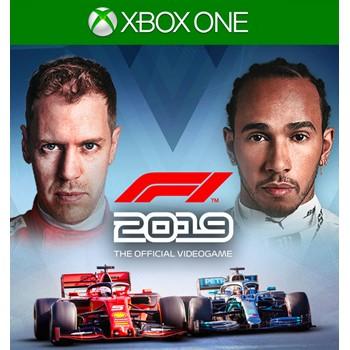 Купить ? F1 2019 ?? XBOX ONE Ключ / Цифровой код ??