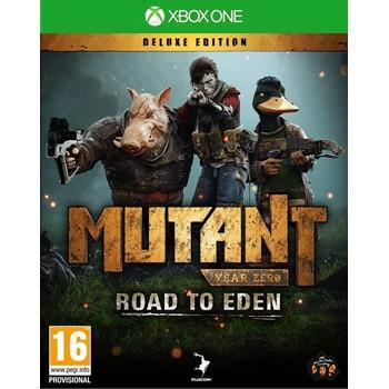 Купить ? Mutant Year Zero: Road to Eden - Deluxe Edition XBOX