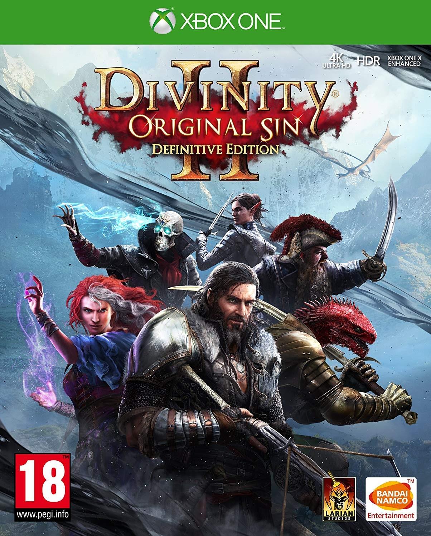 ? Divinity: Original Sin 2 - Definitive Edition XBOX