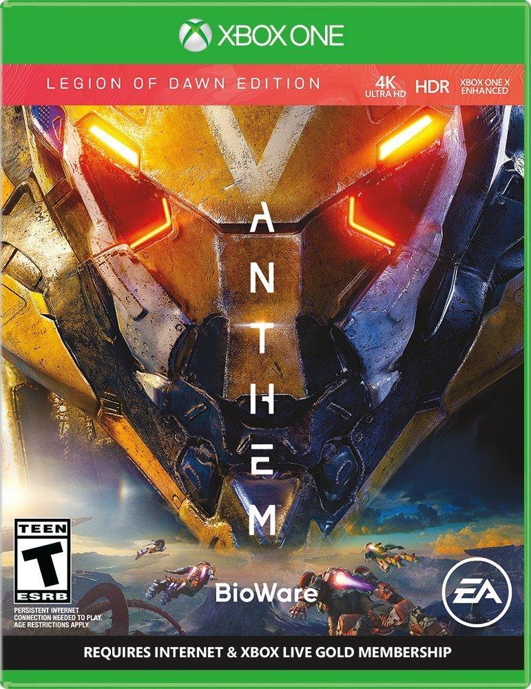 ? Anthem: издание «Легион Рассвета» ?? XBOX One Ключ