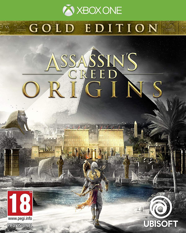 ? Assassin's Creed Истоки - GOLD EDITION XBOX ONE Ключ