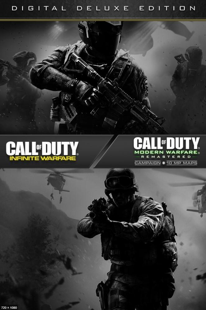 Call of Duty: Infinite Warfare Digital Deluxe Steam RU